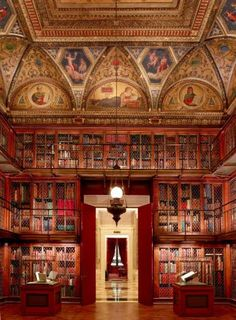 The Morgan Library & Museum ↓...I have  a dream: take me there and forget about me !!!!!