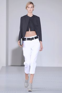 Cropped Pants: How to Get Started on the Spring 2014 Trend Right Now