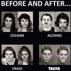 Tacos r a positive impact