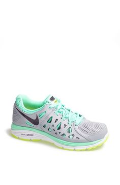 Nike 'Dual Fusion 2.0' Running Shoe (Women) available at #Nordstrom In this color or black & pink