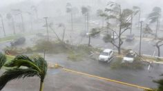 Image copyright                  AFP/Getty Images             Image caption                                      Palm trees were bent double in Puerto Rico's capital, San Juan                               Hurricane Maria has knocked out power to the entire island of... - #Hurricane, #Maria, #Power, #Puerto, #Rico