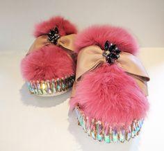https://flic.kr/p/TiaDxc | SUMMER 2017 Pink Sneakers Fur 2