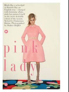 Pretty, Polished Pink Coats Inspired by Cara Delevingne – Style Context