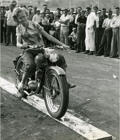 Riding Vintage: Vintage Motorcycle Field Games