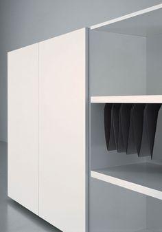 Modern | By Porro _elegant Office Storage Designed _by Piero Lissoni Office  Inspo, Cool Office