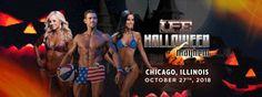 UFE Halloween Mayhem - Chicago IL, October 27, 2018 #UFE, #fitness, #bodybuilding, #chicago