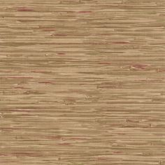 414-44139 Light Brown Faux Grasscloth - Faraji - Brewster Wallpaper
