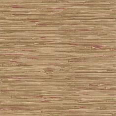 414-44139 Light Brown Faux Grasscloth - Faraji - Brewster Wallpaper