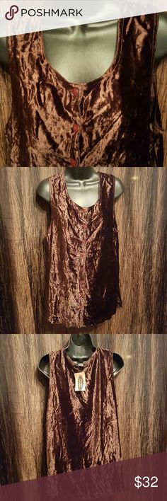 """Sacred Threads Nice Rayon Button down blouse.  Length 26"""" Bust measures up too 36"""" Hip hem  slits on both sides.- see pic 4 Sacred Threads Tops Button Down Shirts"""