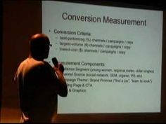 (1) 4.1.7 Dave McClure - Startup Metrics for Pirates: AARRR! - I - YouTube