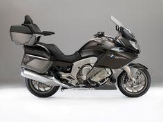 BMW K 1600 GTL Exclusive, Sparkling storm metallic