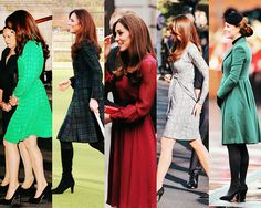 Kate Middleton - The Duchess of Cambridge - St-Partrick's Day