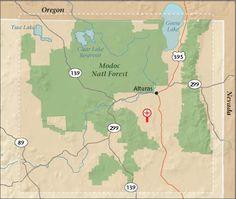 Modoc National Forest | Modoc National Forest | Public Lands Information Center | Recreation ...