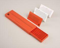 Literary Criticism Pencil Set | The School of Life