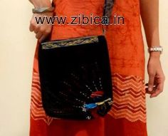 Hand Block Printed Batik Sling Bags.. Now flaunting is so colourful and Indian :) ;) http://ift.tt/294SdQ4  For any query call us on 9967781015 - http://ift.tt/1HQJd81