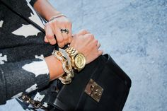 The Style Mogul | @Ann Taylor @Danier Leather Inc.
