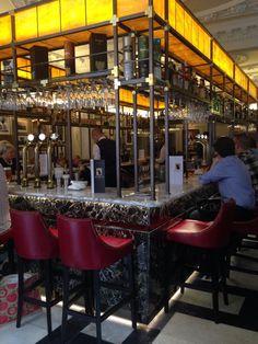Anchor Line Restaurant Glasgow | of new restaurant, The Anchor Line , in Glasgow. The restaurant ...