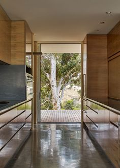 Letting design – and nature – take its course