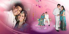 Wedding Photo Albums Design Psd Templates Vol-02
