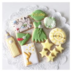 (^o^) C is for Cookie (^o^) ~ Peter Pan Cookie Plate - by @cbonbon_sugarcookies (Cbonbon)