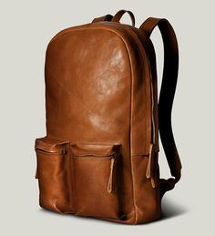 Hard Graft Old School Laptop Rucksack & Double Take Weekender
