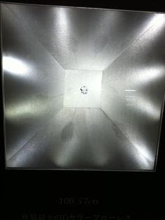 GRAFF DIAMOND D Color Flawless Step Cut 100.57cts グラフ ダイヤモンド Dカラー フローレス ステップカット 100.57 カラット
