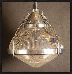 Vintage Holophane · Industrial L&sVintage LightingPendant ... & Vintage Holophane Industrial Light by pastghostcollectable on Etsy ... azcodes.com