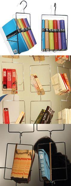 Ranger ses livres avec salkim