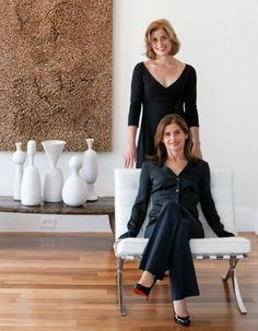 """This week's Friday Five is a bit of a double feature, or shall we say, """"two for the price of one."""" After working independently for nearly 12 years, identical twin sisters and award-winning architects Julie and Leslie Dowling have joined forces to launch a bi-coastal architecture practice that celebrates modern design."""