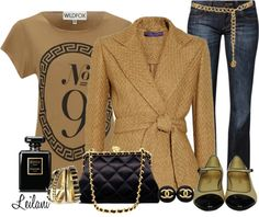 """Leather jacket and Chanel"" by leilani-almazan on Polyvore"