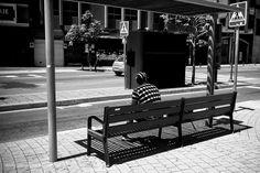 Street Photography: Rayas