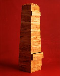 John Makepeace - Furniture Designer and Maker - 'Obelisk' chest