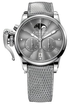 Graham Watch Chronofighter 1695 Lady Moon #bezel-fixed #bracelet-strap-lizard #brand-graham #buckle-type-tang-type-buckle #case-material-steel #case-width-36mm #chronograph-yes #date-yes #delivery-timescale-call-us #dial-colour-grey #gender-ladies #luxury #moon-phase-yes #movement-quartz-battery #official-stockist-for-graham-watches #packaging-graham-watch-packaging #style-dress #subcat-chronofighter-1695 #supplier-model-no-2cxbs-a02a-l108s #warranty-graham-official-2-year-guarantee…