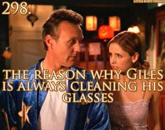 """298. """"is that why you're always cleaning your glasses?"""""""