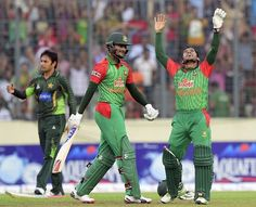 Watch Bangladesh vs Pakistan live cricket streaming and telecast of second One-Day from 14:30 local time. Get BAN vs PAK match live score from espncricinfo.