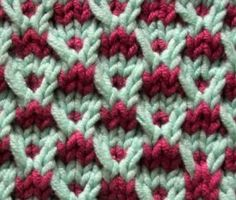 Observe this video to learn to knit the Slip-stitch Crosses Sew the simple approach with out utilizing a cable needle ++ Detailed written directions: ++ Methods used on this sample: Ok: Knit Slip Stitch Knitting, Knitting Stiches, Knitting Videos, Knitting Charts, Crochet Videos, Crochet Stitches, Knitting Help, Animal Knitting Patterns, Crochet Patterns
