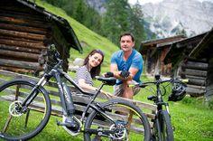 Lust auf #Ebiken ? Hier im #Tuffbad finden Sie perfekte #Radtouren vom Hotel weg :) Ab sofort bei uns zum Ausleihen. :) Ab Sofort, Wellness, Great Pictures, Bad, Bicycle, Bike Rides, Bike, Bicycle Kick, Bicycles