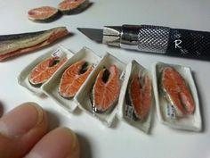 Little Salmon Steaks <3