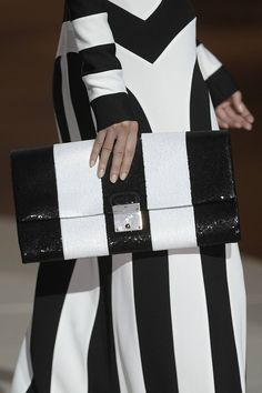 Stripes on Stripes: Marc Jacobs Spring 2013.
