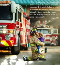 When humanity and realism collide resulting in a captivating image.  #visualsoflife #girl #firefighter #TheiaStyle #Theiacademics  #weteachphotography #letusteachyou