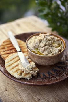 Awesome Hummus Recipe 2 cans garbanzo beans (chickpeas), drained ½ cup tahini ½ cup extra virgin olive oil juice of two lemons ½ bunch cilantro ½ cucumber, peeled and cubed 1 tsp. each salt and paprika Polish Recipes, Polish Food, Eat Happy, Curry Dishes, Sandwiches, Hummus Recipe, Appetisers, Appetizer Recipes, Tapas