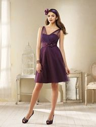 Alfred Angelo Modern Vintage Bridesmaid Dresses - Style 8606  (bestbridalprices.com)