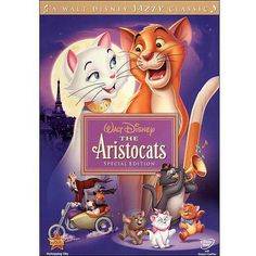 Aristocats My allll time Disney movie
