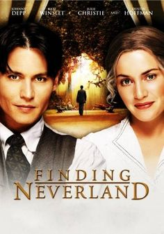 Finding Neverland this movie always makes me cry but it is so. Beautiful it is worth the cry.