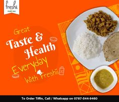 Healthy tiffin service in Baner, Pune by Freshii. Delivery to your office or at home in Baner, Aundh and many more areas of Pune. Pune, Tiffin Service, Pure Products, Cooking, Healthy, Machu Picchu, Web Banner, Indian Beauty, Rattan