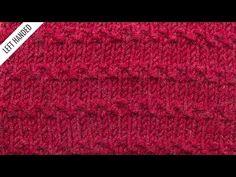 The Roman Stitch :: Knitting Stitch #525 :: New Stitch a Day