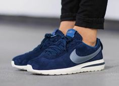 Nike Roshe Cortez NM: Blue Suede