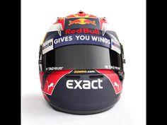 Max Verstappen helmet season 2017