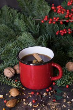 Μελομακάρονα (και όχι μόνο) | NEANIKON Christmas Colors, Moscow Mule Mugs, Tableware, Dinnerware, Tablewares, Dishes, Place Settings