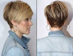 Short Hair Color Ideas for Women Over 40 shedonteversleep. Short Hair Color Ideas for Women Over 40 shedonteversleep. hair cuts for women Popular Short Hairstyles, Cute Hairstyles For Short Hair, Pixie Hairstyles, Short Haircuts, Teenage Hairstyles, Haircut Short, Black Hairstyles, Asymmetrical Haircuts, Summer Haircuts